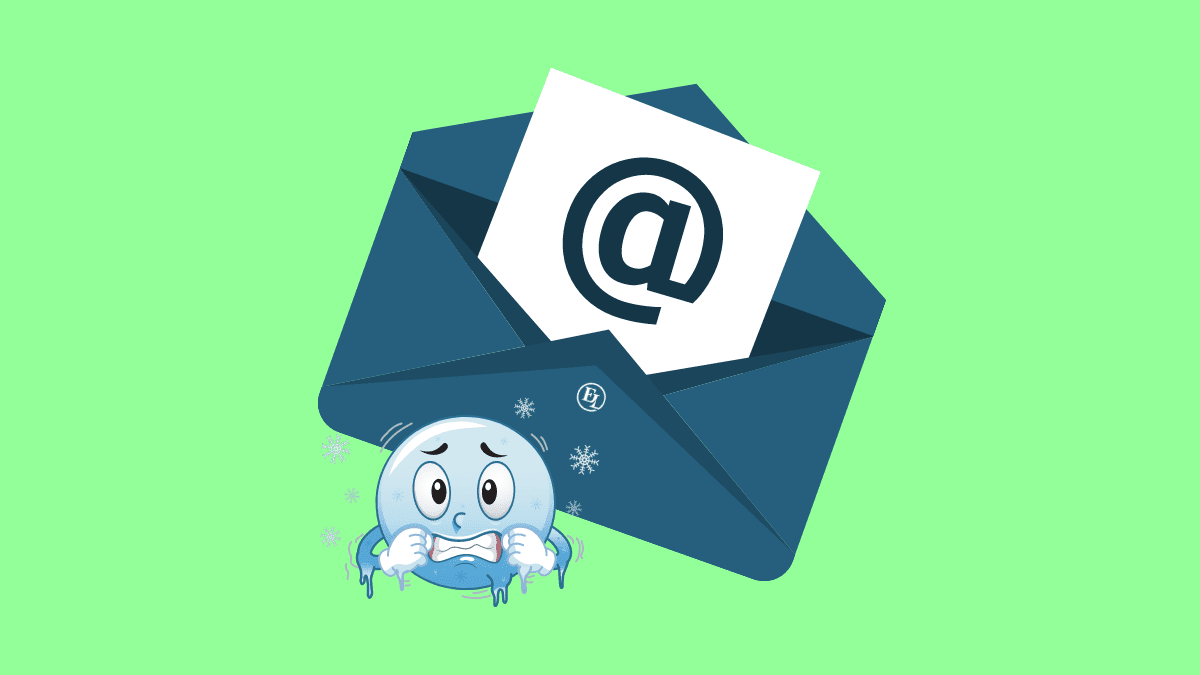 Cold emailing tips by experts on Enterprise League