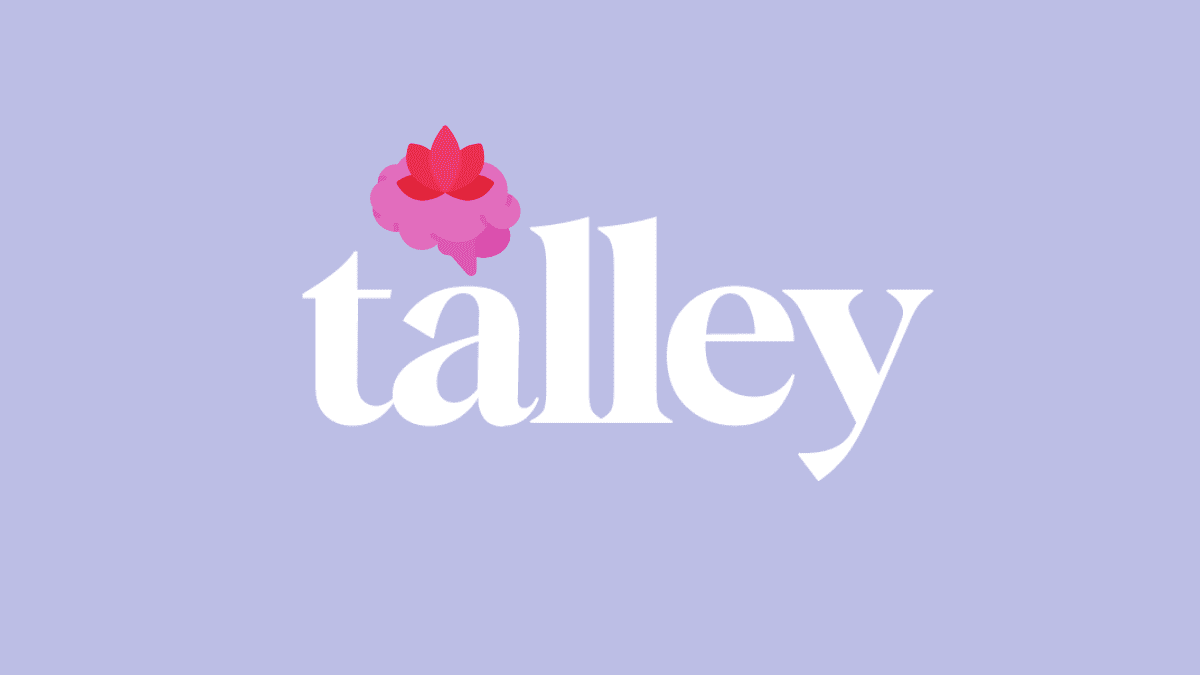 Talley – Revolutionising mental wellness as we know it