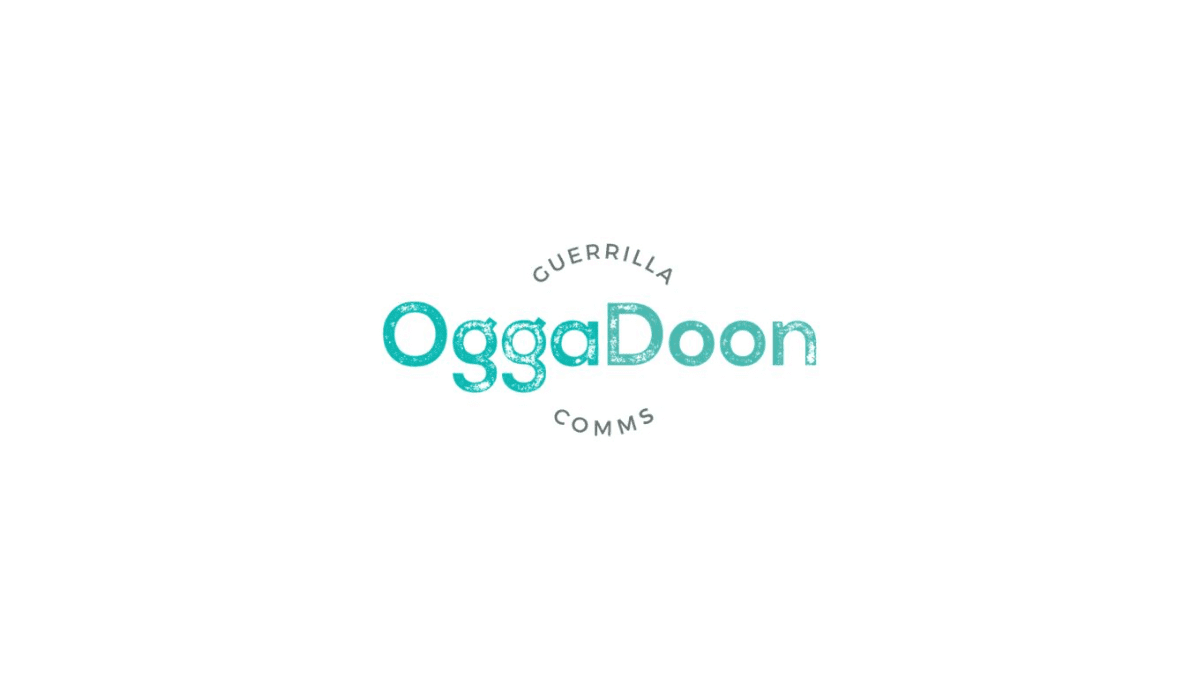 OggaDoon – An Ethical Guerrilla Comms Business