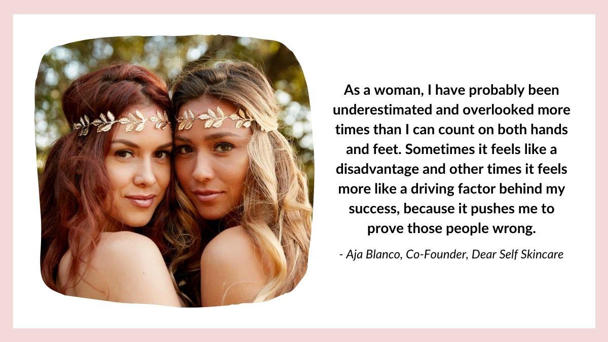 Aja Blanco quote