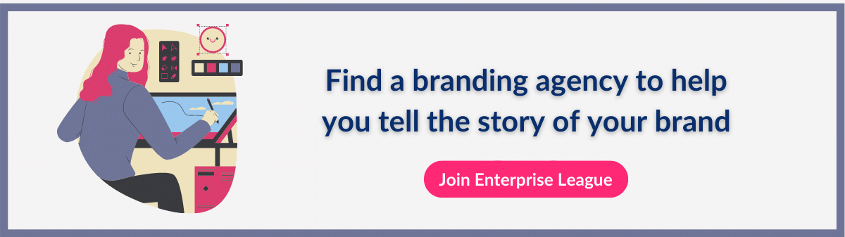 Join Enterprise League to find the right branding agency