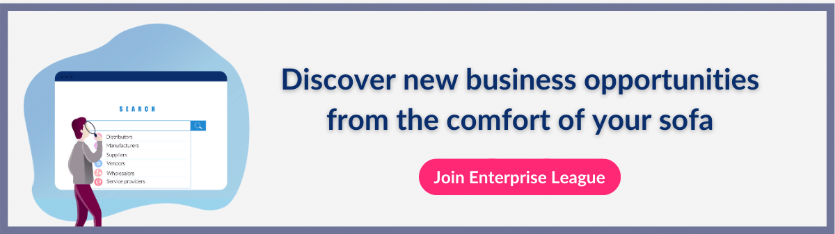 Discover Business Opportunities on Enterprise League
