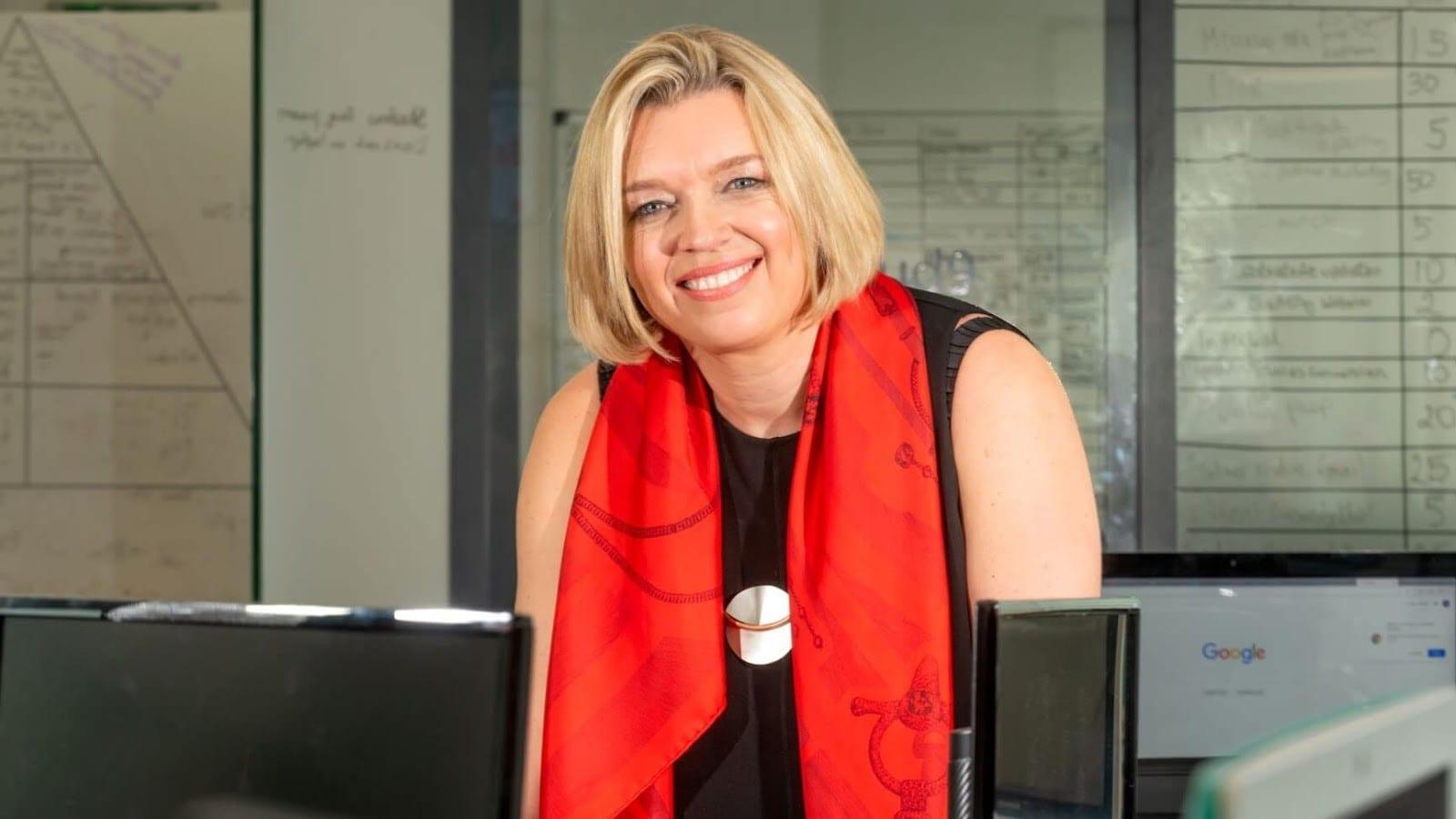 Carlene Jackson CEO of Cloud9
