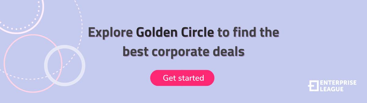 Golden Circle banner