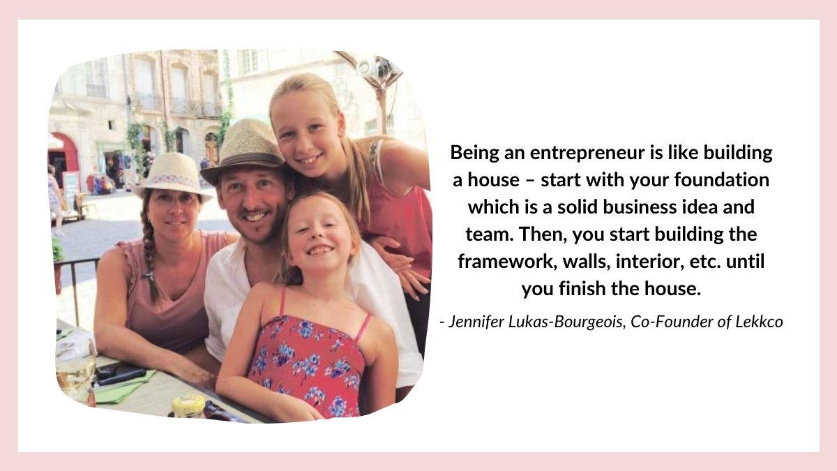 Jennifer Lukas quote