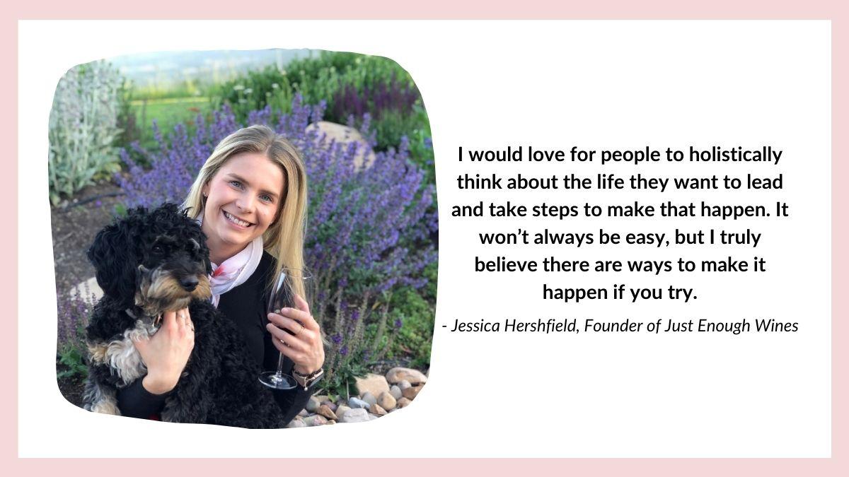 Jessica Hershfield quote
