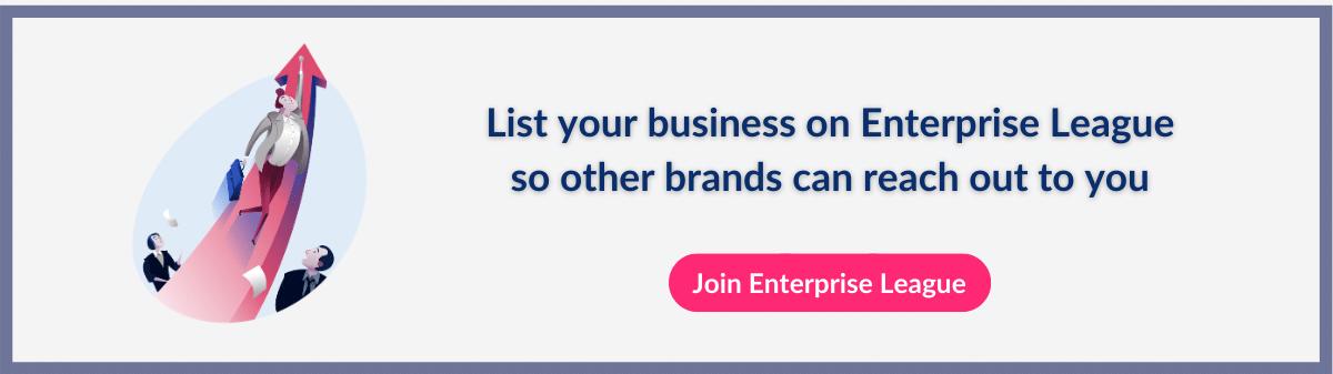 List your business on Enterprise League
