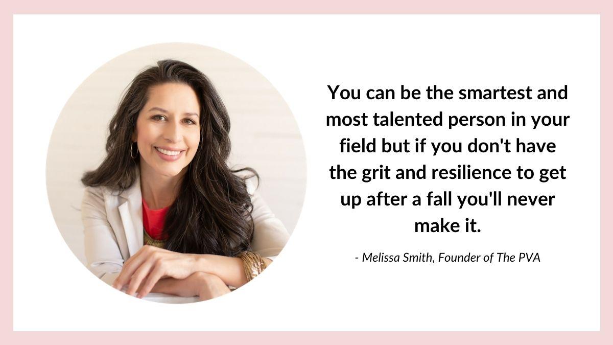 Melissa Smith quote on Enterprise League