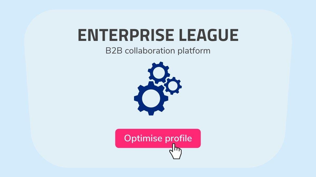 Optimize your company profile