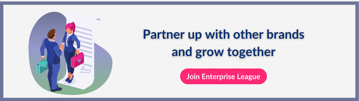 Find new business partners on Enterprise League
