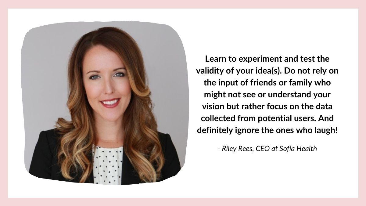 Riley Rees quote on Enterprise League