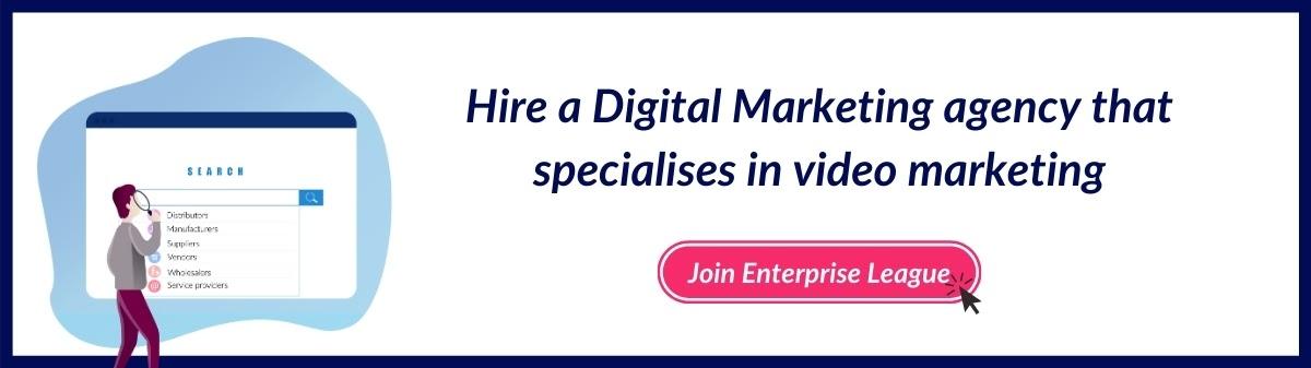 Video Marketing companies on Enterprise League